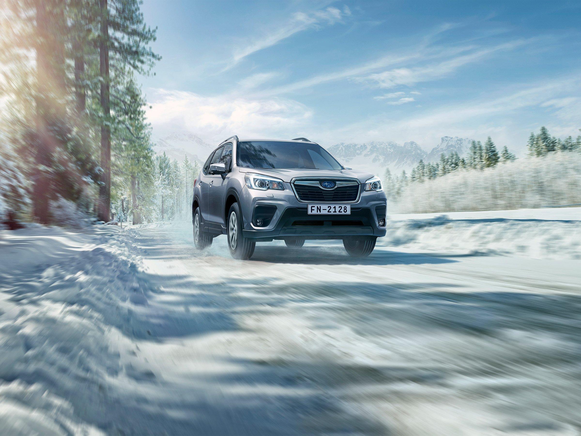 С нового года автомобили Subaru подорожают