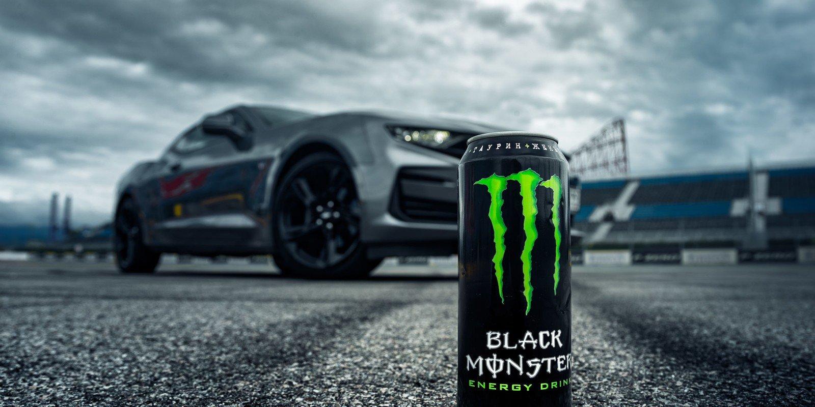 Black Monster открыл сезон охоты на Chevrolet Camaro
