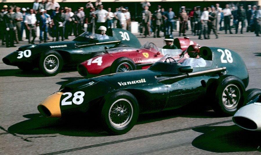 Правь, Британия! 1958 г. Формула-1: чемпионаты, которых не было!