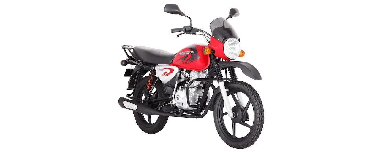 Стартовали продажи Bajaj Boxer 125X
