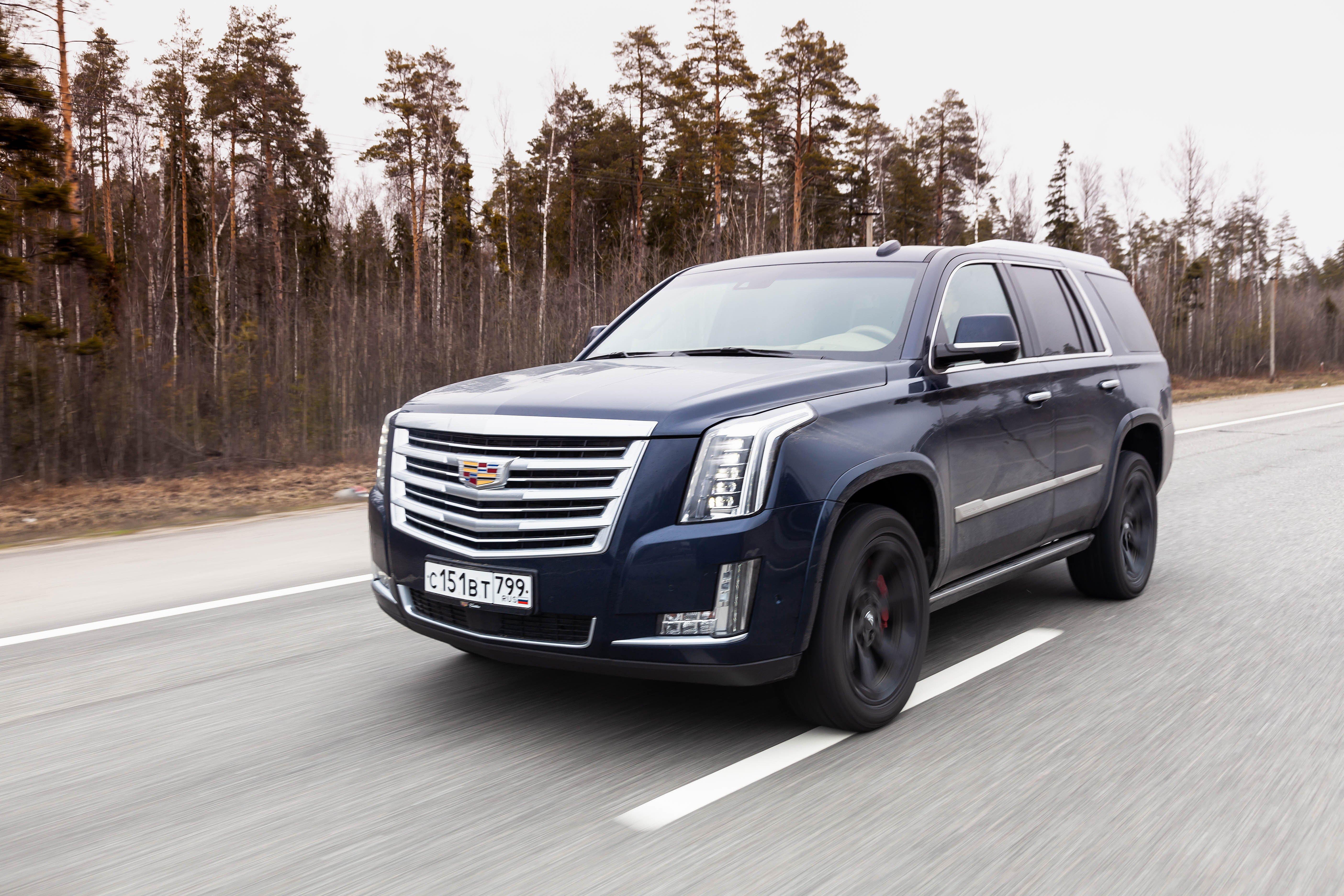 В России Cadillac и Chevrolet снизили цены