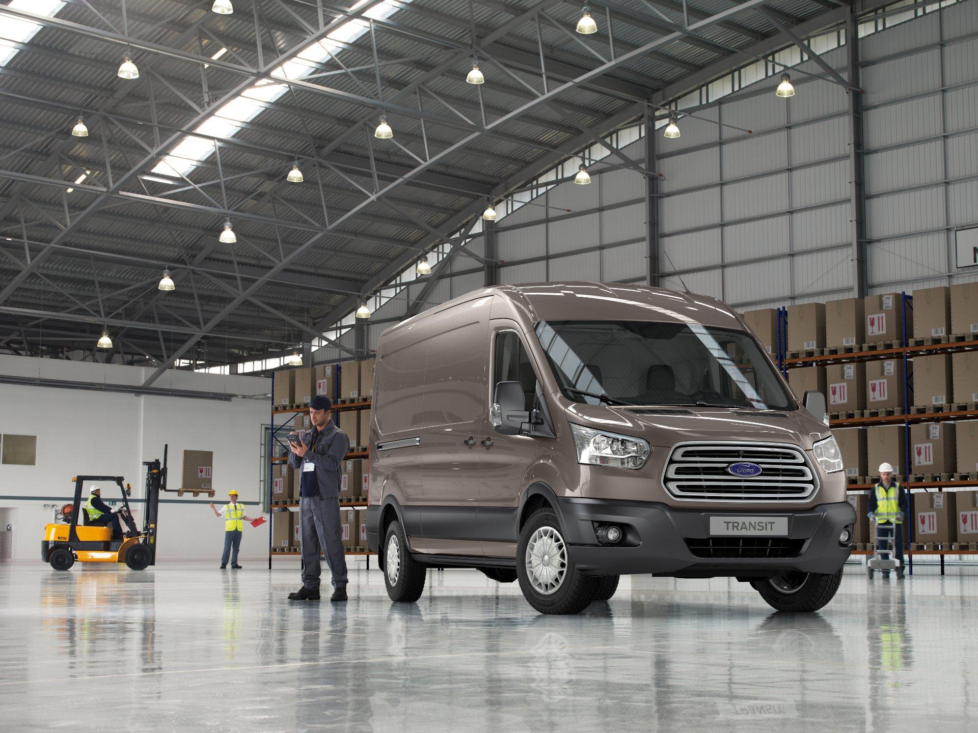 Ford перезапустил производство в России