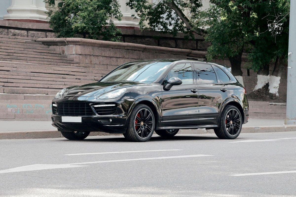 Проверено дорогой: шины Hankook Ventus S1 evo2 SUV