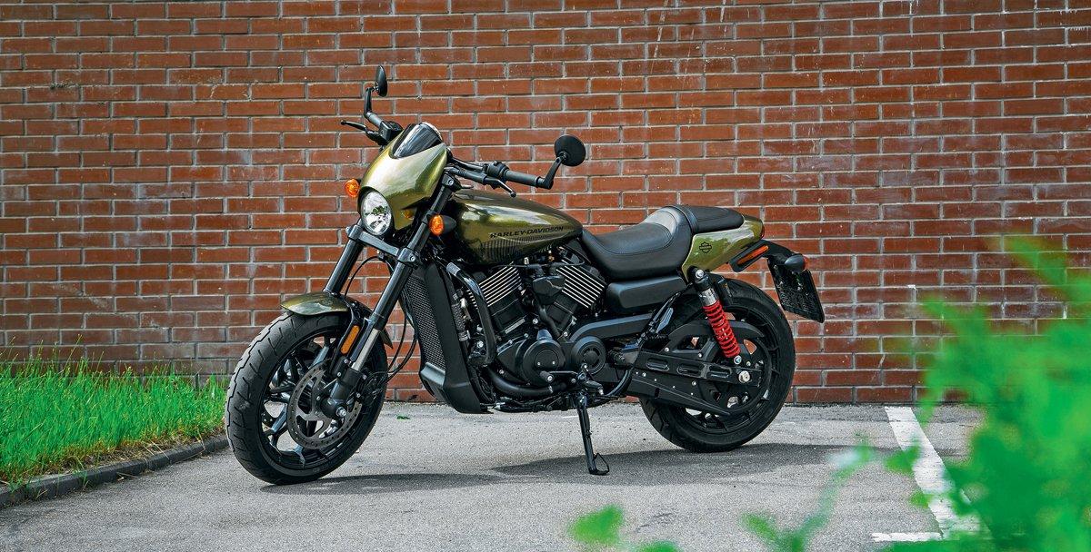 Harley-Davidson XG750 Street Rod. К чему приводят мечты