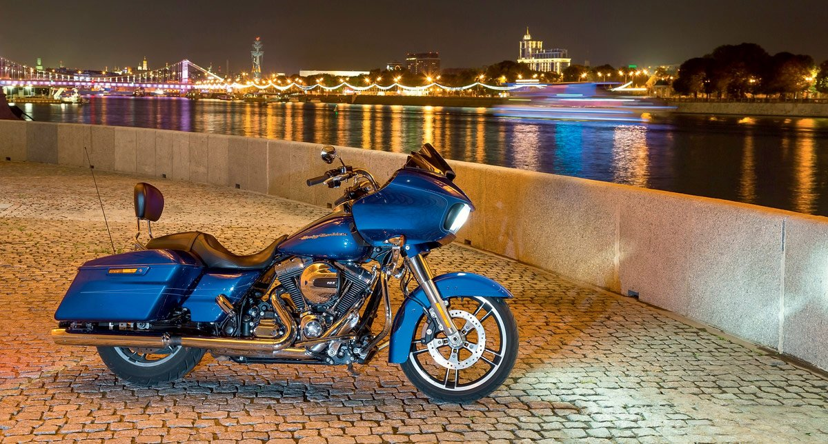 Harley-Davidson Road Glide Special. Hard'n'Heavy