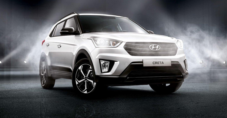 В России представили Hyundai Creta 2020 модельного года