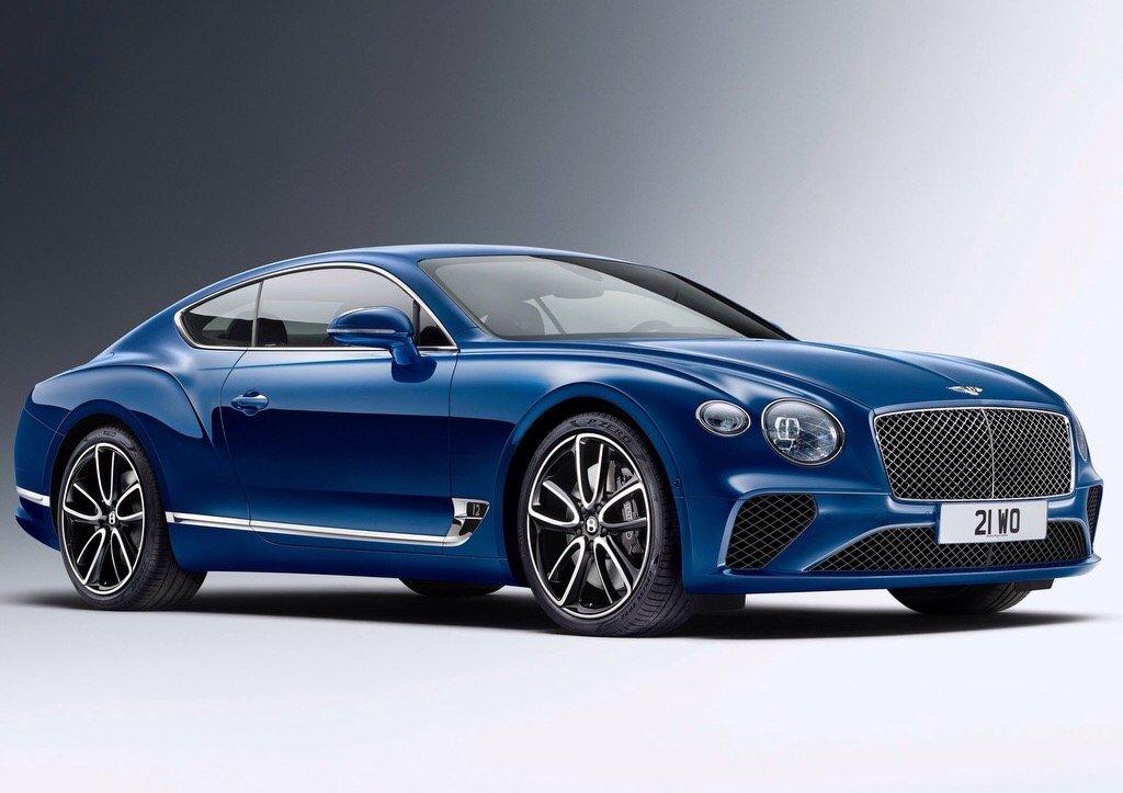 Bentley Continental GT. Аристократ в третьем колене