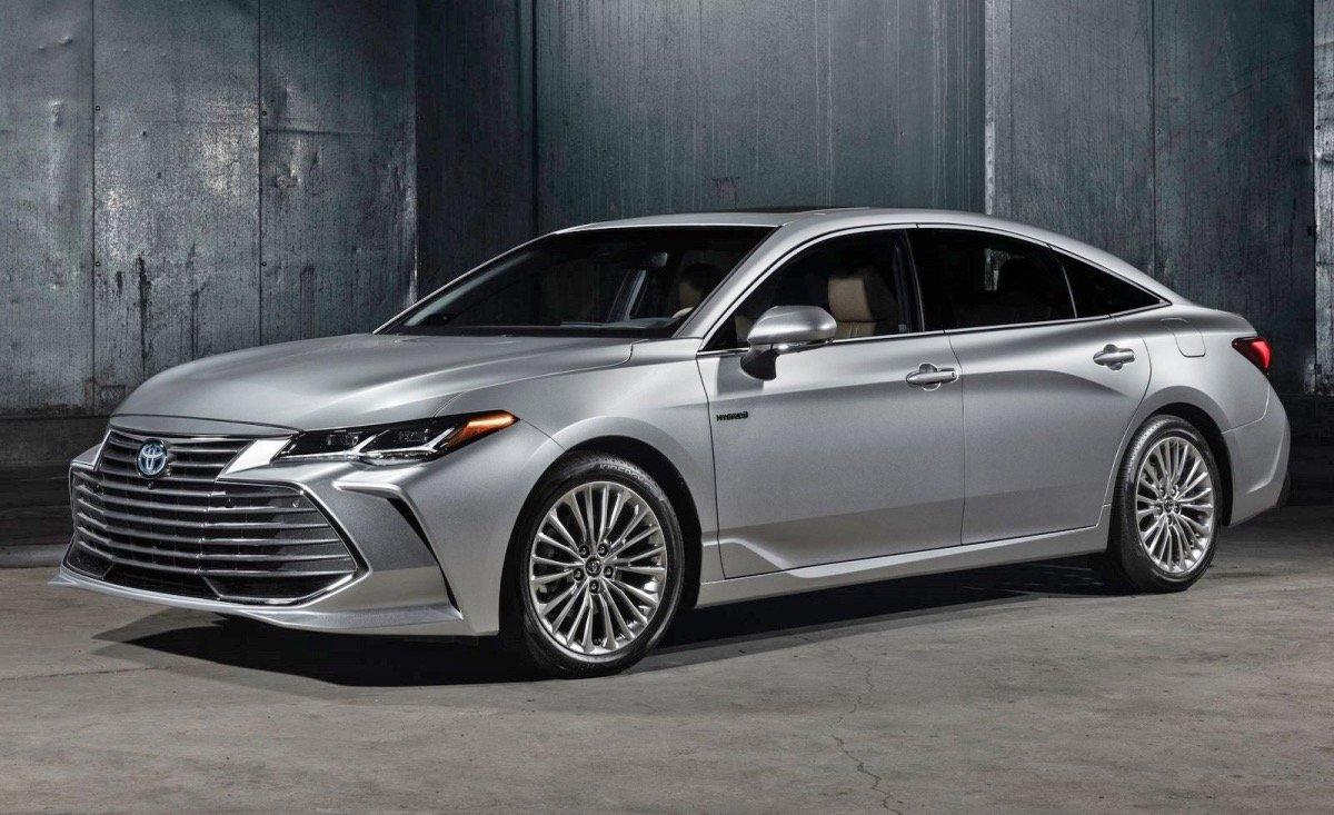 Toyota Avalon. Пятое поколение