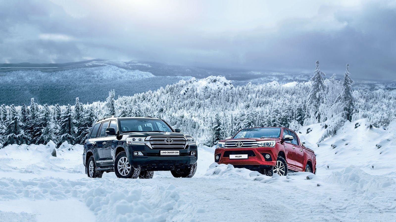 До 250 000 рублей за Trade-In: скидки на Toyota и Lexus