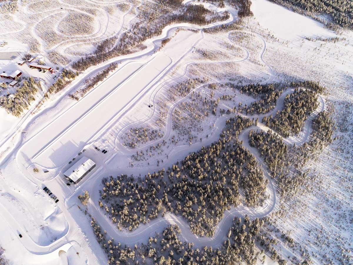 Проверить Лапландией: полигон Hankook в Финляндии
