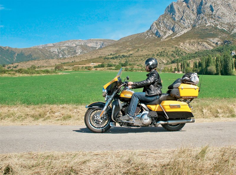 Путешествие на Harley-Davidson. Гранд-туризмом по Мини-Европе