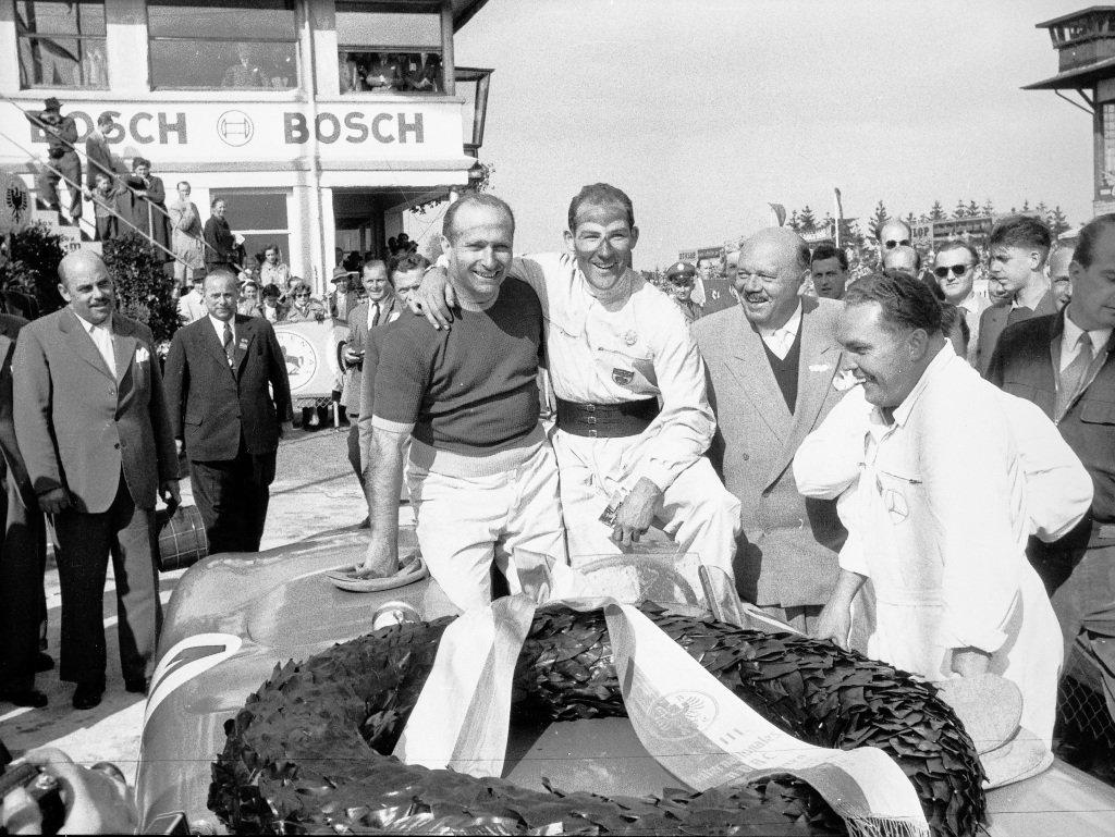 Последний выстрел. 1955 г. Формула-1: чемпионаты которых не было!