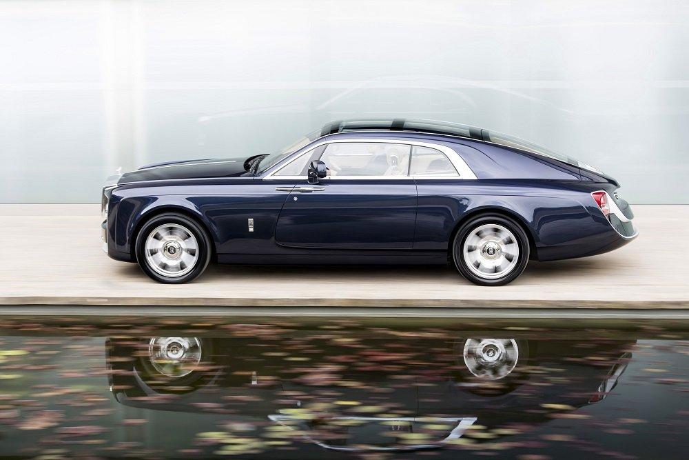 Rolls-Royce Sweptail. Воплощение мечты