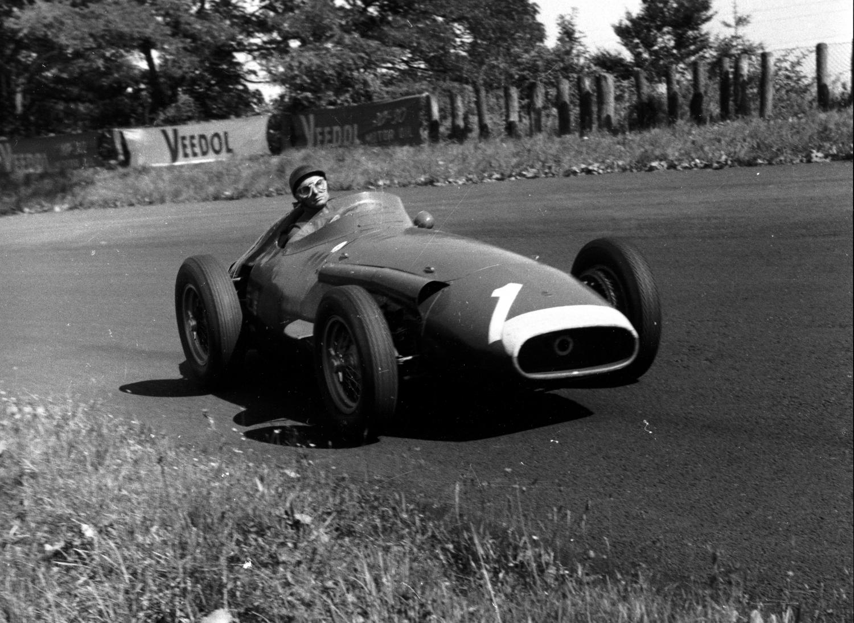 Высшая математика. 1957 г. Формула-1: чемпионаты, которых не было!