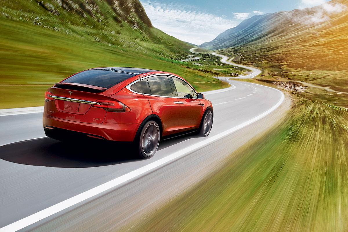 Tesla Model X. Проект «Икс»: дорвались