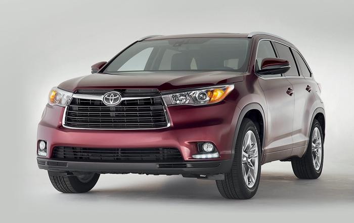 Toyota Highlander. Горец-2