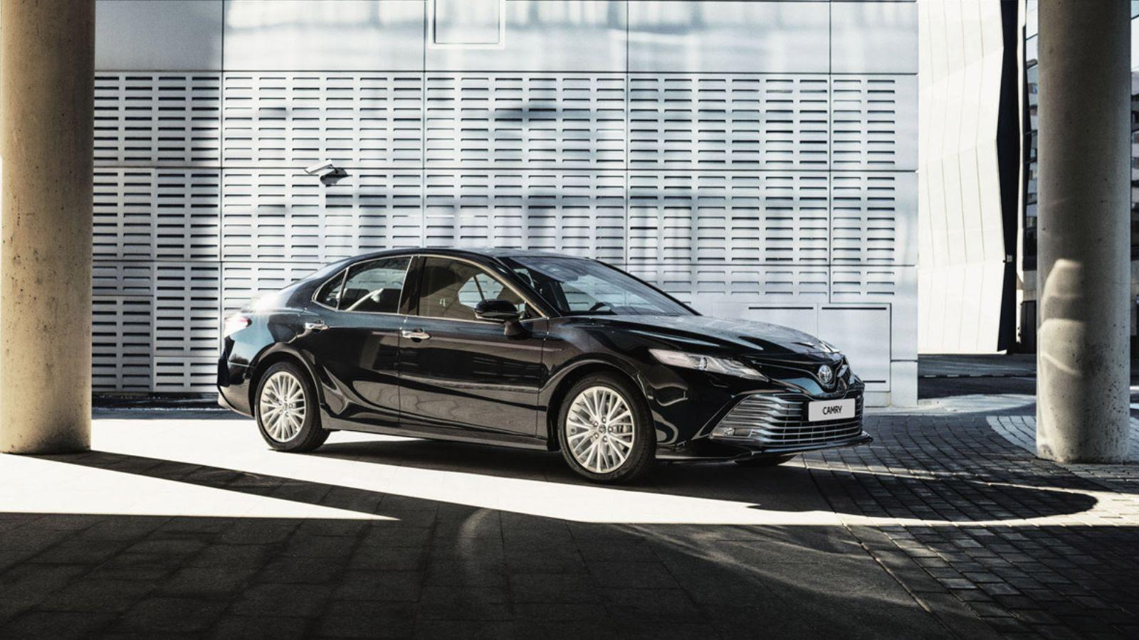 Toyota вошла в ТОП-5 лучших иностранных брендов в России