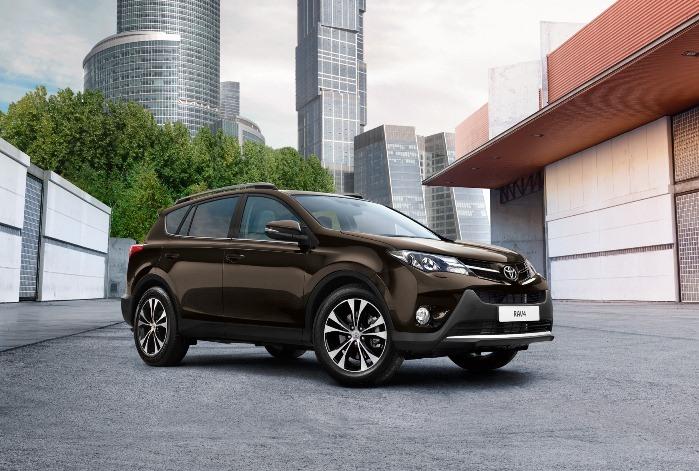 Бренд Toyota занял первое место в  рейтинге самых надежных автомобилей