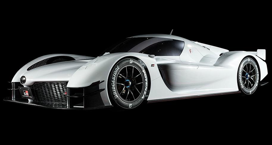 Toyota GR Super Sport запустят в серию