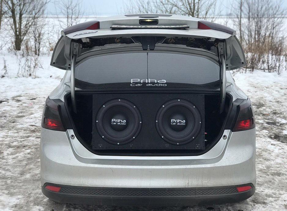 Собрать музыку в машину