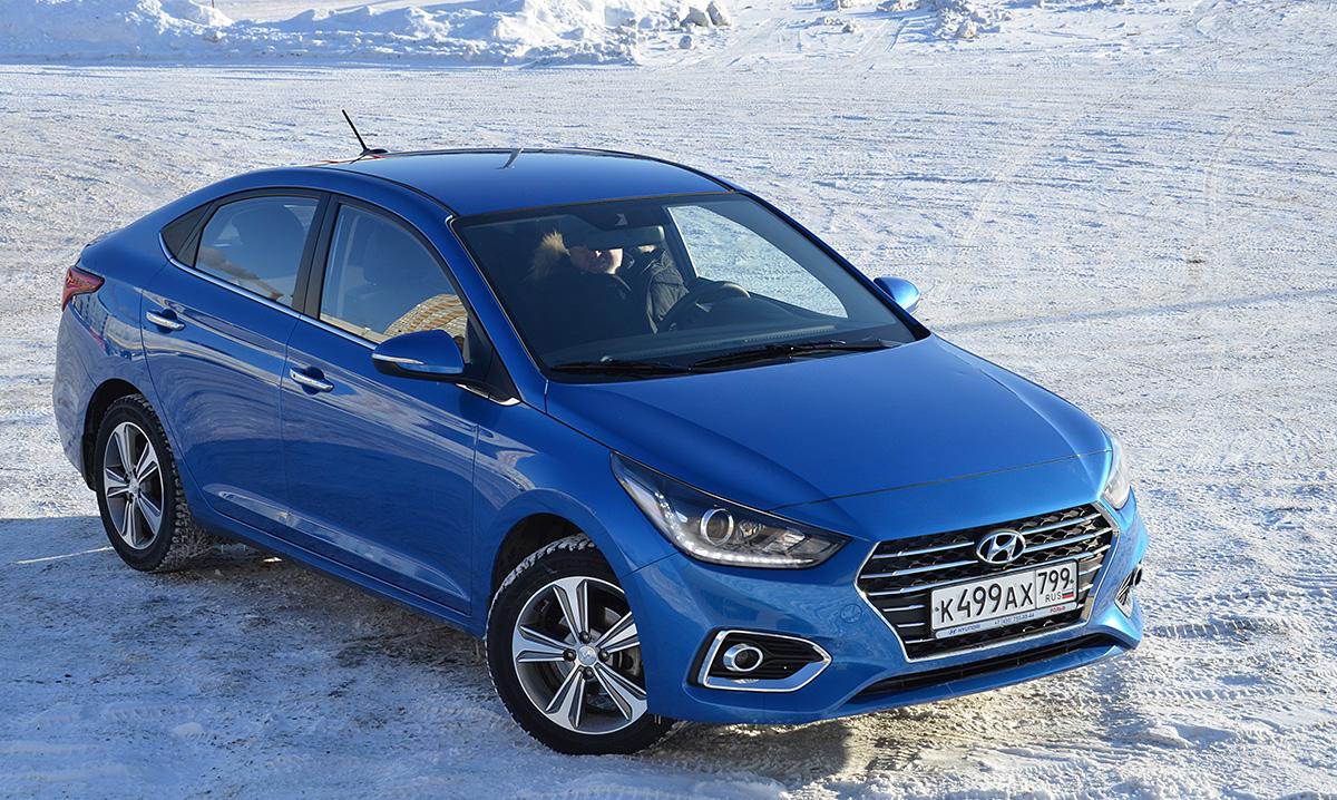 Hyundai Solaris. Это как посмотреть…