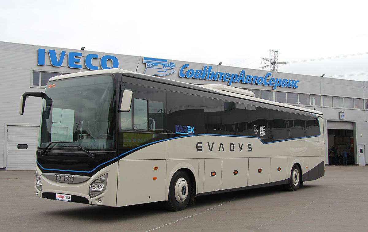 туристический автοбус Iveco Evadys MY2017