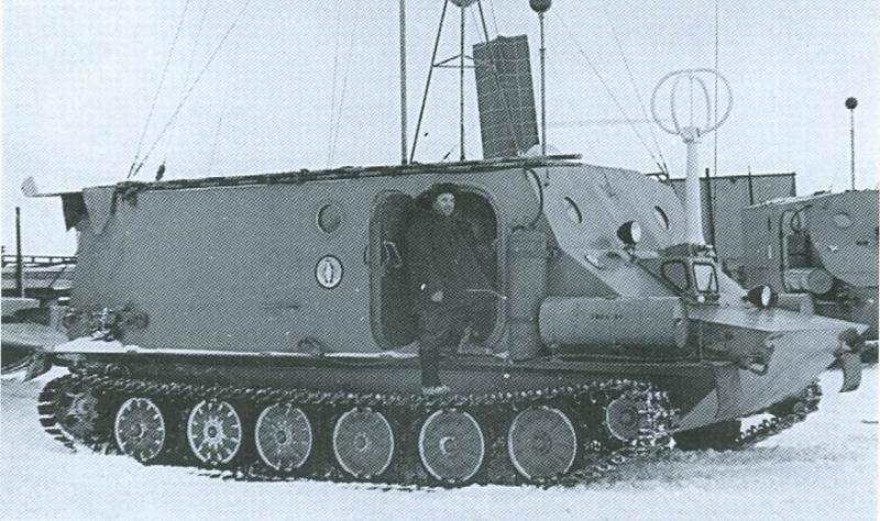 Вездеход «Харьковчанка»: покоритель Антарктиды