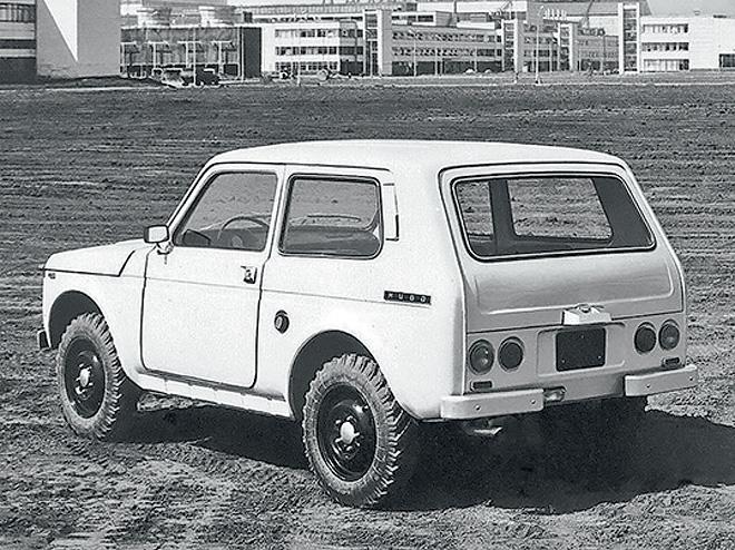 В каком году вышла первая нива с конвейера фольксваген транспортер с пробегом пензенская