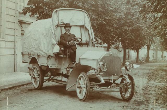 Вехи истории Škoda