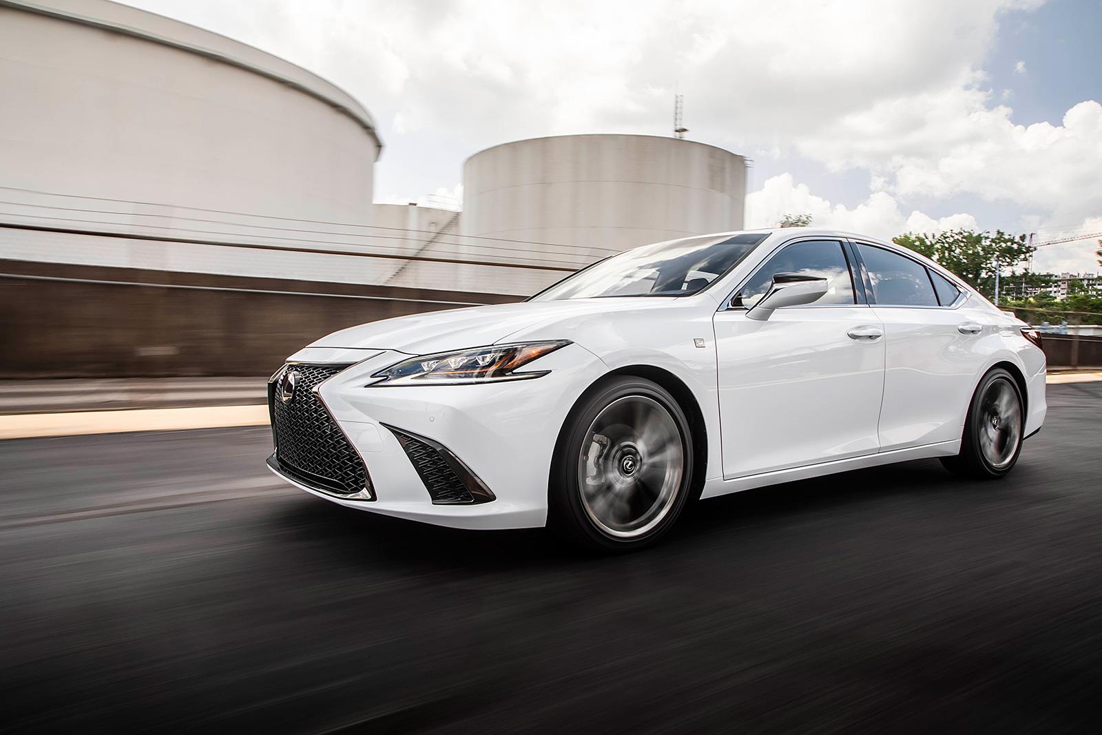 Lexus ES. Допрос спристрастием