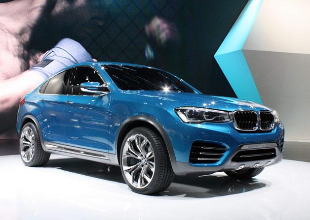BMW готовят 3 новых кроссовера