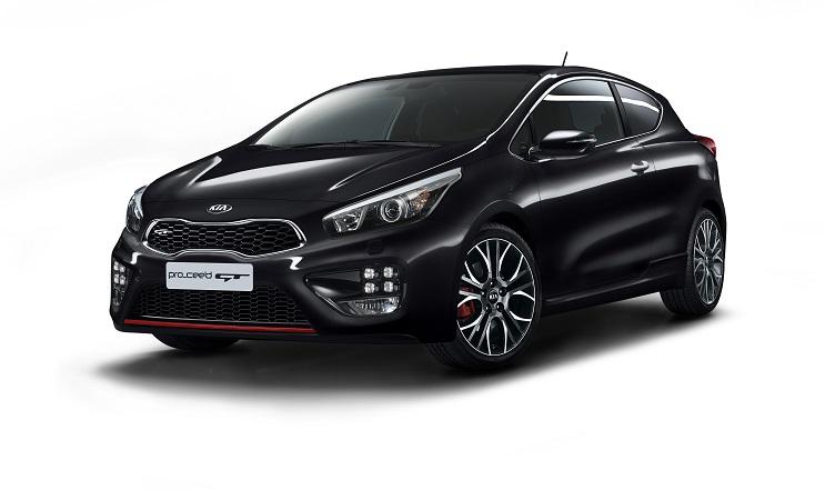 Kia объявила цены на спортиные версии cee'd GT и pro_cee'd GT