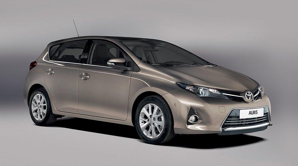 Toyota Auris. Прижимистый