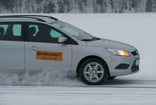 Шины Continental Contiicecontact. Ice вместо Winter