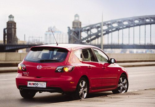 Mazda3. Вероятное, очевидное