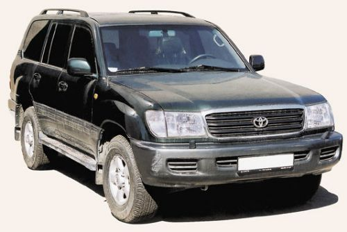 По винтику. Toyota Land Cruiser 100 (с 1998 г.)