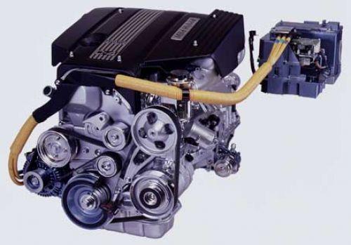 Toyota Hybrid System-Mild. «Мягкий гибрид»