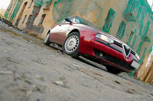 По винтику. Alfa Romeo 156 (c 1997 г.)