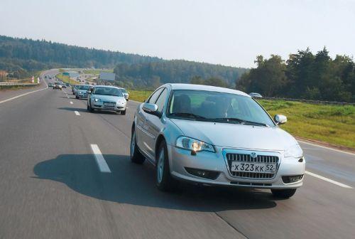 Объем выпуска Volga Siber в первом полугодии составит 2,5 тысячи машин