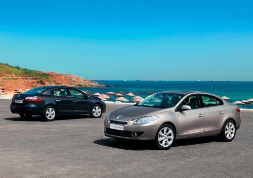1 апреля в России стартуют продажи Renault Fluence