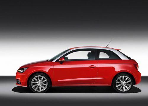 Женевский автосалон. Audi A1