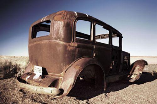 Сайт Минпромторга не справился с наплывом желающих ознакомиться с программой утилизации автомобилей