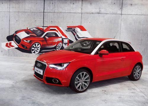 Audi A1. Премиум-кар за 16 тысяч евро