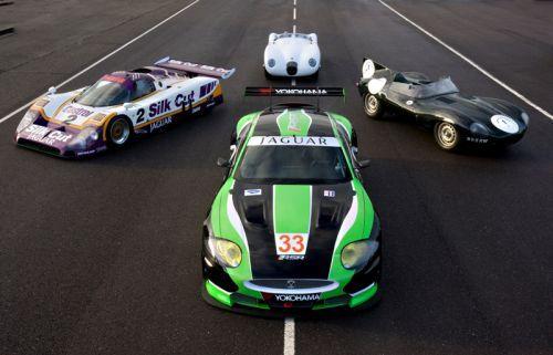 Jaguar возвращается в Ле-Ман