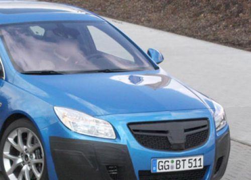 Opel Insignia OPC представят во Франкфурте