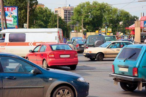 Московские автомобилисты проведут новую акцию протеста