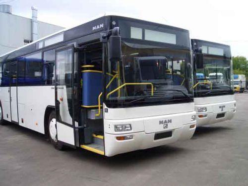 15-летний подросток угнал автобус