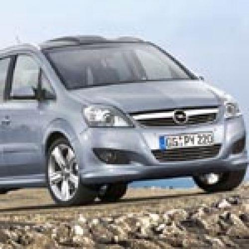 2008 Opel Zafira. Скоро в продаже