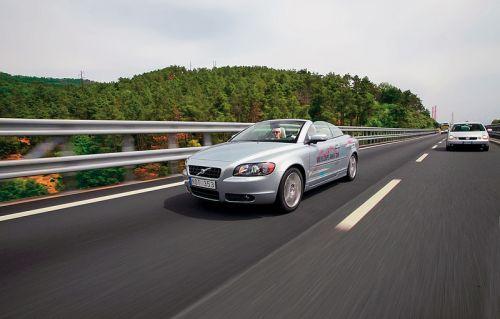 Volvo C70 Cabrio. Душа нараспашку