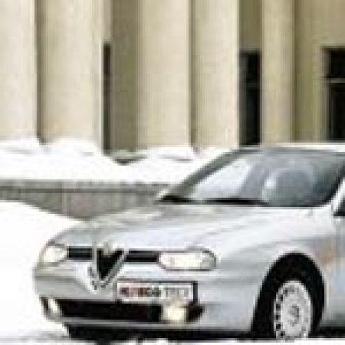 Alfa Romeo 156 2.0 Twin Spark. Либеральный Romeo
